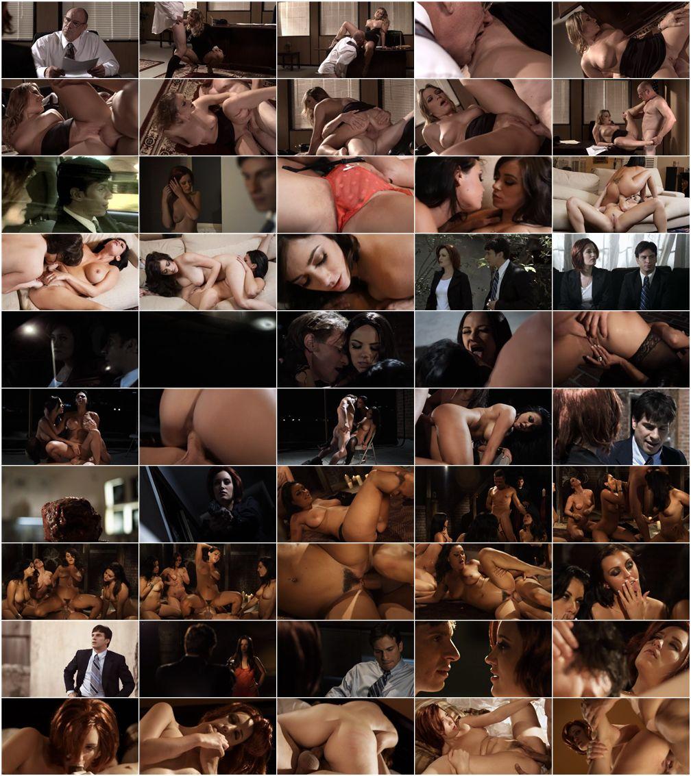 Sex files 2 порнопародия на секретные материалы